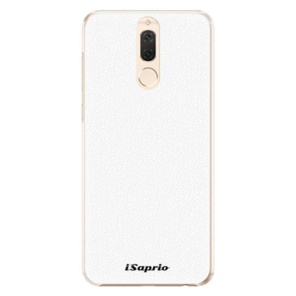 Plastové pouzdro iSaprio - 4Pure - bílý - Huawei Mate 10 Lite