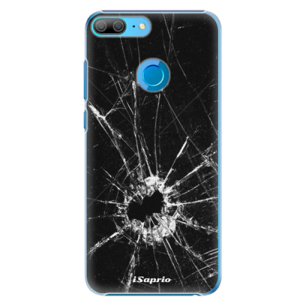 Plastové pouzdro iSaprio - Broken Glass 10 - Huawei Honor 9 Lite