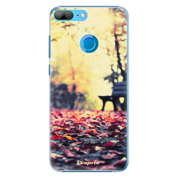 Plastové pouzdro iSaprio - Bench 01 - Huawei Honor 9 Lite