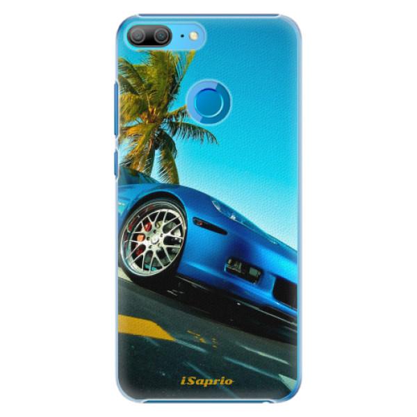 Plastové pouzdro iSaprio - Car 10 - Huawei Honor 9 Lite