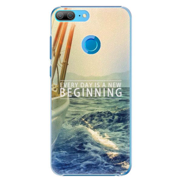 Plastové pouzdro iSaprio - Beginning - Huawei Honor 9 Lite