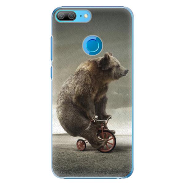 Plastové pouzdro iSaprio - Bear 01 - Huawei Honor 9 Lite