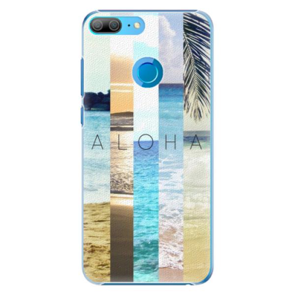 Plastové pouzdro iSaprio - Aloha 02 - Huawei Honor 9 Lite