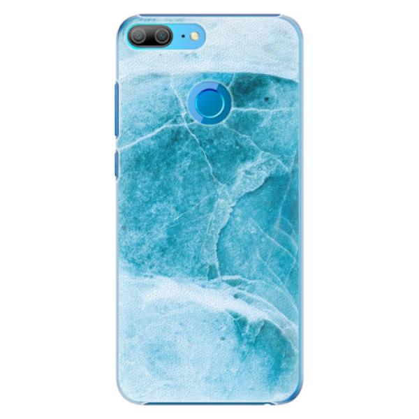 Plastové pouzdro iSaprio - Blue Marble - Huawei Honor 9 Lite