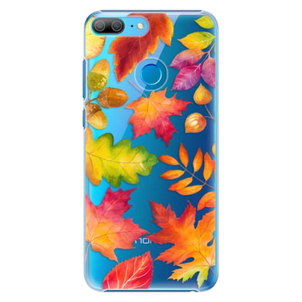 Plastové pouzdro iSaprio - Autumn Leaves 01 - Huawei Honor 9 Lite