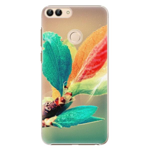 Plastové pouzdro iSaprio - Autumn 02 - Huawei P Smart