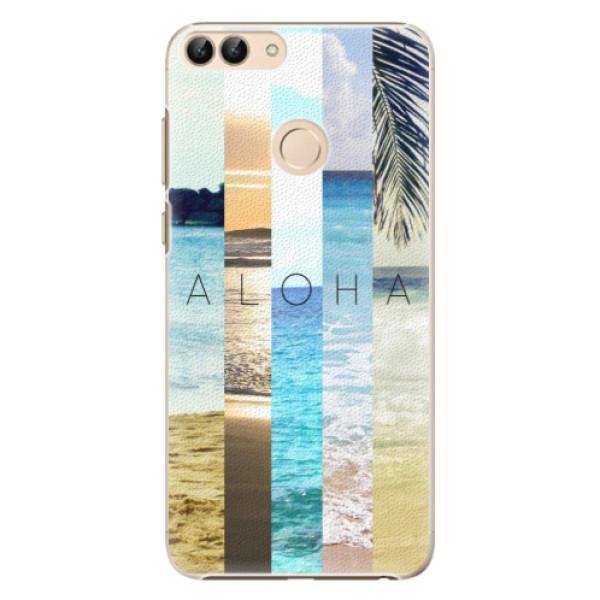 Plastové pouzdro iSaprio - Aloha 02 - Huawei P Smart