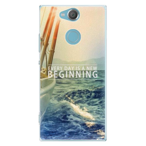 Plastové pouzdro iSaprio - Beginning - Sony Xperia XA2