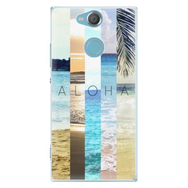 Plastové pouzdro iSaprio - Aloha 02 - Sony Xperia XA2