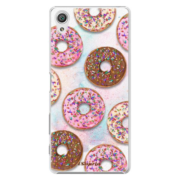 Plastové pouzdro iSaprio - Donuts 11 - Sony Xperia X