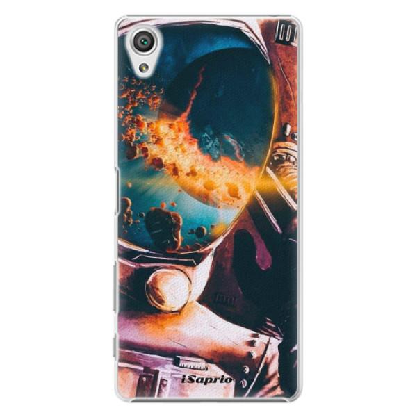 Plastové pouzdro iSaprio - Astronaut 01 - Sony Xperia X
