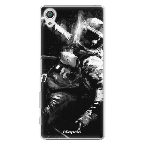 Plastové pouzdro iSaprio - Astronaut 02 - Sony Xperia X
