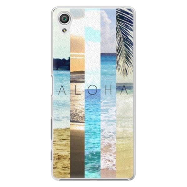 Plastové pouzdro iSaprio - Aloha 02 - Sony Xperia X