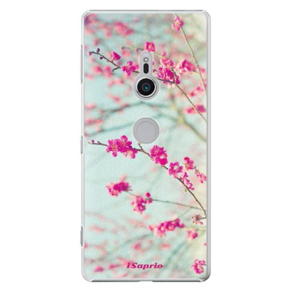 Plastové pouzdro iSaprio - Blossom 01 - Sony Xperia XZ2