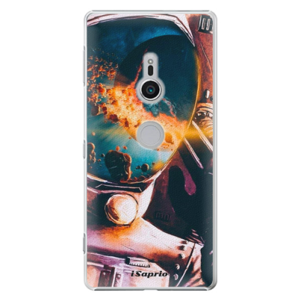 Plastové pouzdro iSaprio - Astronaut 01 - Sony Xperia XZ2