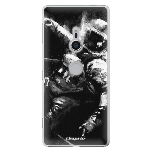 Plastové pouzdro iSaprio - Astronaut 02 - Sony Xperia XZ2