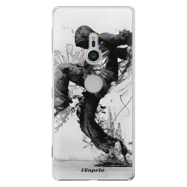 Plastové pouzdro iSaprio - Dance 01 - Sony Xperia XZ2