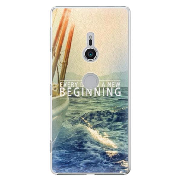 Plastové pouzdro iSaprio - Beginning - Sony Xperia XZ2