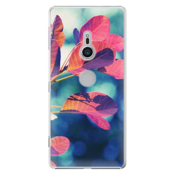 Plastové pouzdro iSaprio - Autumn 01 - Sony Xperia XZ2