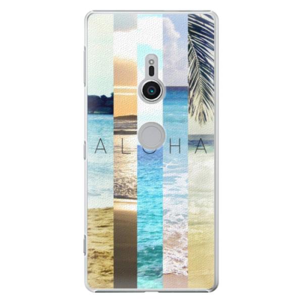 Plastové pouzdro iSaprio - Aloha 02 - Sony Xperia XZ2