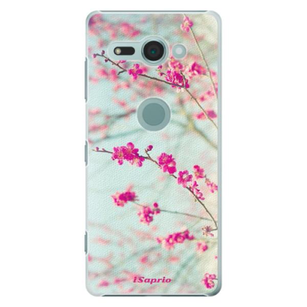 Plastové pouzdro iSaprio - Blossom 01 - Sony Xperia XZ2 Compact