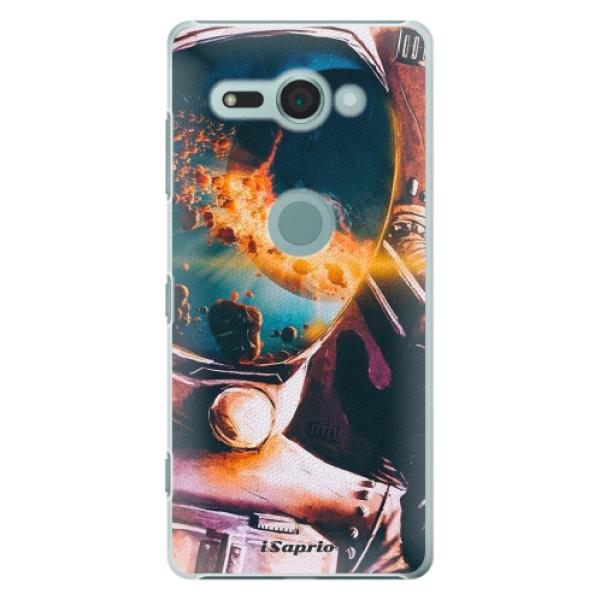 Plastové pouzdro iSaprio - Astronaut 01 - Sony Xperia XZ2 Compact
