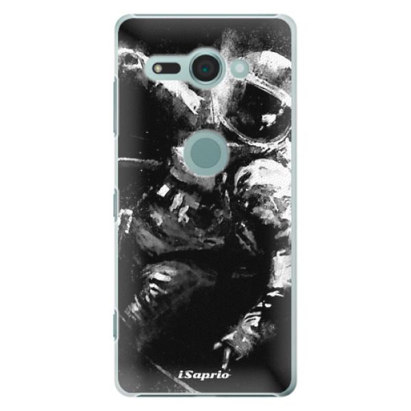Plastové pouzdro iSaprio - Astronaut 02 - Sony Xperia XZ2 Compact