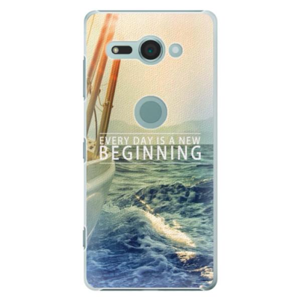 Plastové pouzdro iSaprio - Beginning - Sony Xperia XZ2 Compact