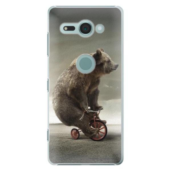 Plastové pouzdro iSaprio - Bear 01 - Sony Xperia XZ2 Compact