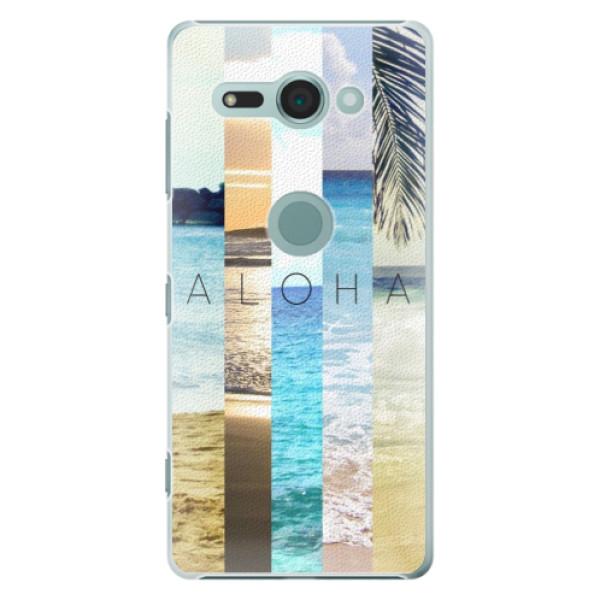 Plastové pouzdro iSaprio - Aloha 02 - Sony Xperia XZ2 Compact
