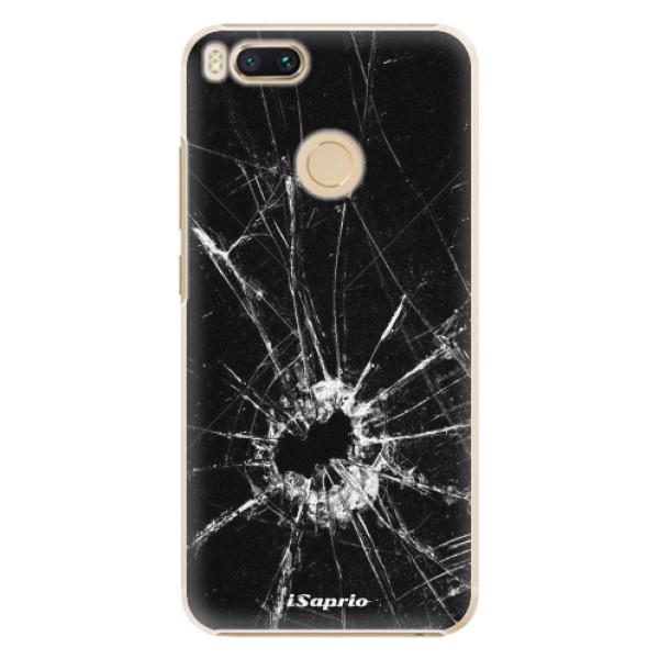 Plastové pouzdro iSaprio - Broken Glass 10 - Xiaomi Mi A1