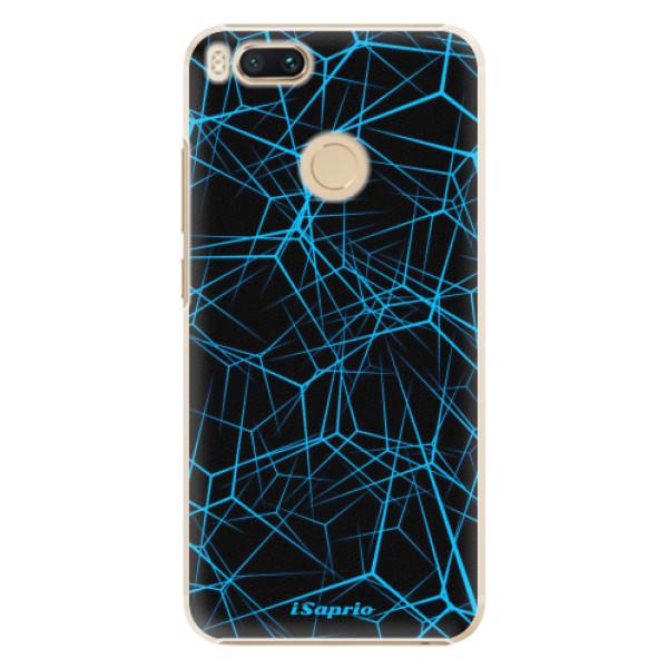 Plastové pouzdro iSaprio - Abstract Outlines 12 - Xiaomi Mi A1