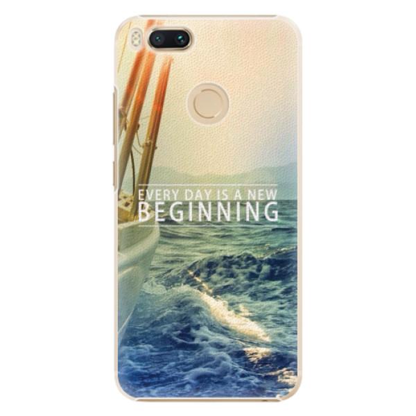 Plastové pouzdro iSaprio - Beginning - Xiaomi Mi A1