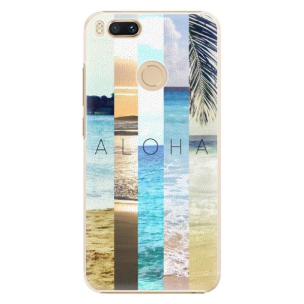 Plastové pouzdro iSaprio - Aloha 02 - Xiaomi Mi A1