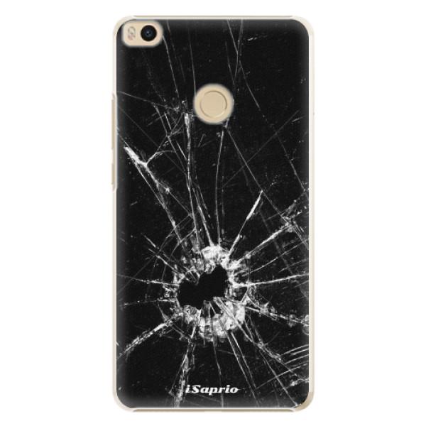 Plastové pouzdro iSaprio - Broken Glass 10 - Xiaomi Mi Max 2