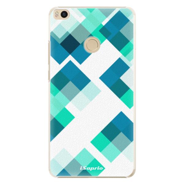 Plastové pouzdro iSaprio - Abstract Squares 11 - Xiaomi Mi Max 2