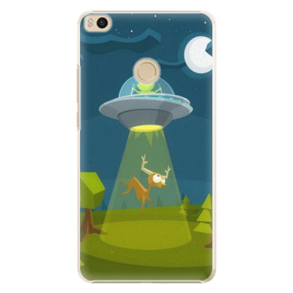 Plastové pouzdro iSaprio - Alien 01 - Xiaomi Mi Max 2