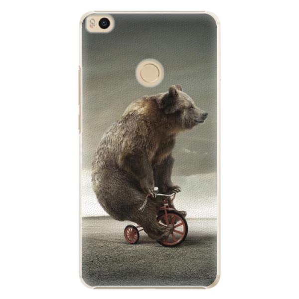 Plastové pouzdro iSaprio - Bear 01 - Xiaomi Mi Max 2