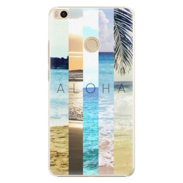 Plastové pouzdro iSaprio - Aloha 02 - Xiaomi Mi Max 2