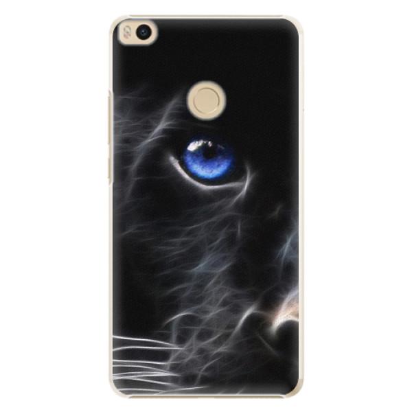 Plastové pouzdro iSaprio - Black Puma - Xiaomi Mi Max 2