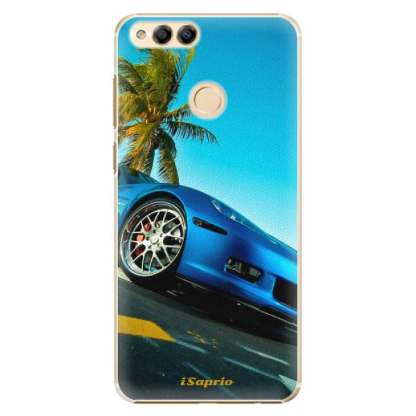 Plastové pouzdro iSaprio - Car 10 - Huawei Honor 7X
