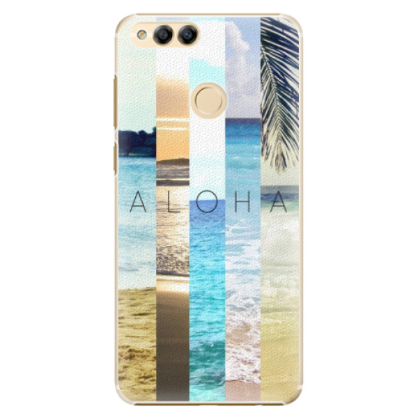 Plastové pouzdro iSaprio - Aloha 02 - Huawei Honor 7X