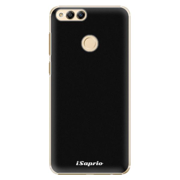 Plastové pouzdro iSaprio - 4Pure - černý - Huawei Honor 7X