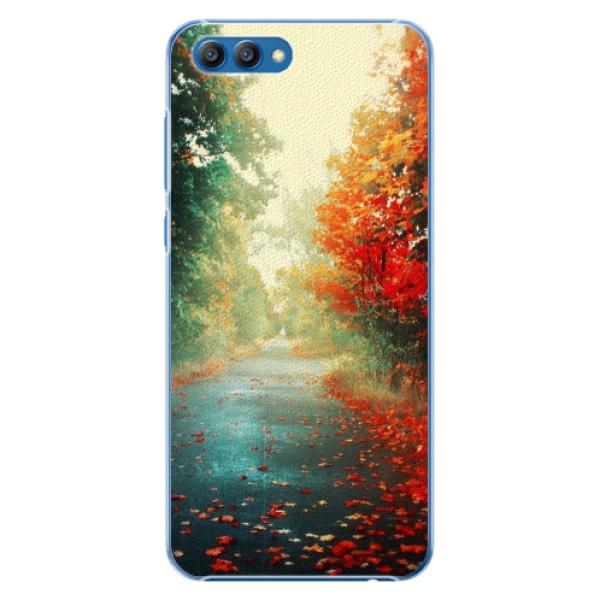 Plastové pouzdro iSaprio - Autumn 03 - Huawei Honor View 10