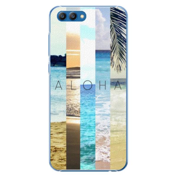 Plastové pouzdro iSaprio - Aloha 02 - Huawei Honor View 10