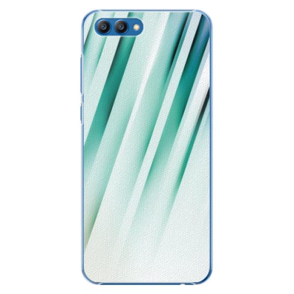 Plastové pouzdro iSaprio - Stripes of Glass - Huawei Honor View 10