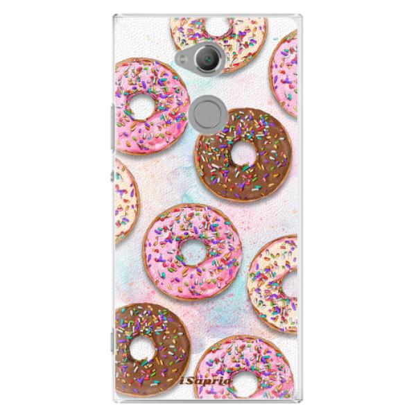 Plastové pouzdro iSaprio - Donuts 11 - Sony Xperia XA2 Ultra