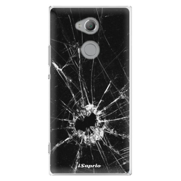 Plastové pouzdro iSaprio - Broken Glass 10 - Sony Xperia XA2 Ultra