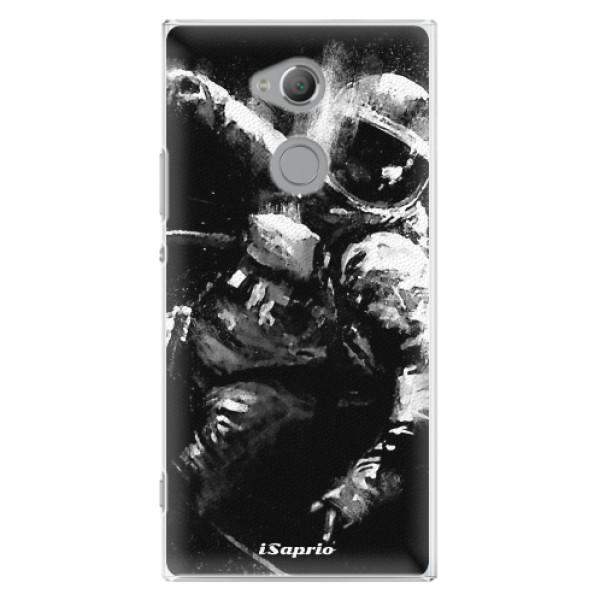 Plastové pouzdro iSaprio - Astronaut 02 - Sony Xperia XA2 Ultra