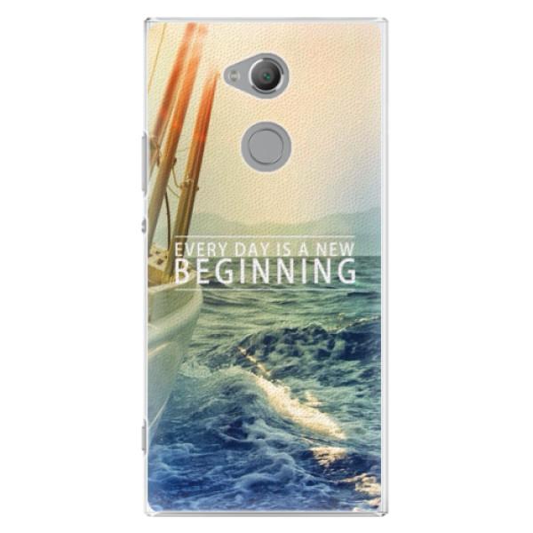 Plastové pouzdro iSaprio - Beginning - Sony Xperia XA2 Ultra